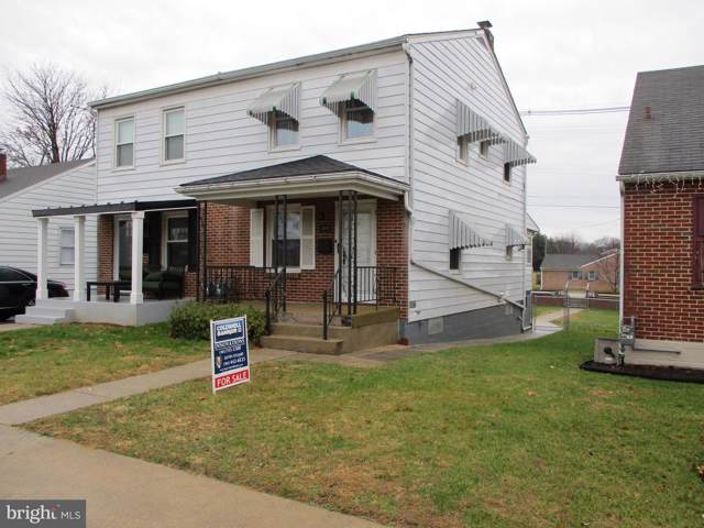 360 Radcliffe Avenue, HAGERSTOWN, MD 21740 (#MDWA169464) :: The Licata Group/Keller Williams Realty