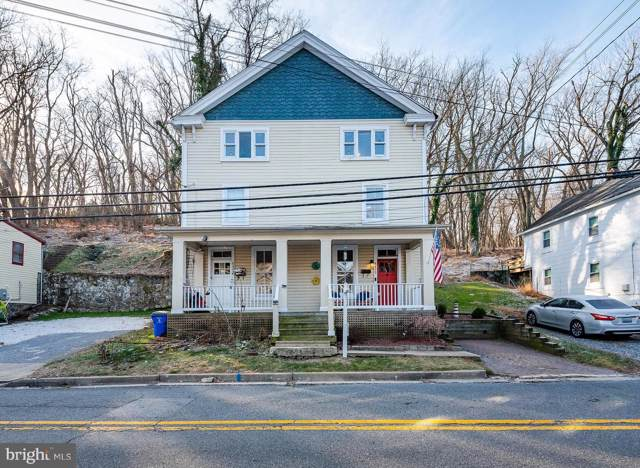 8475 Main Street, ELLICOTT CITY, MD 21043 (#MDHW273326) :: Bob Lucido Team of Keller Williams Integrity