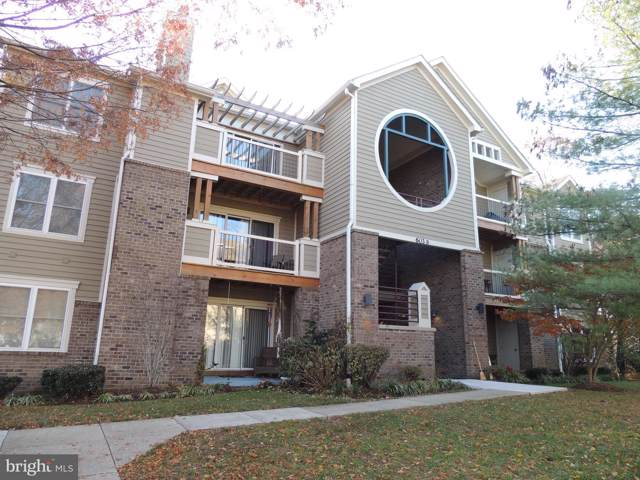 603 Admiral Drive #305, ANNAPOLIS, MD 21401 (#MDAA420336) :: ExecuHome Realty