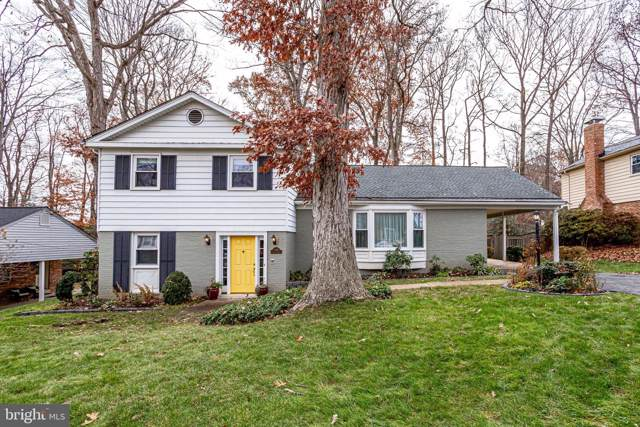 8207 Briar Creek Drive, ANNANDALE, VA 22003 (#VAFX1102328) :: RE/MAX Cornerstone Realty