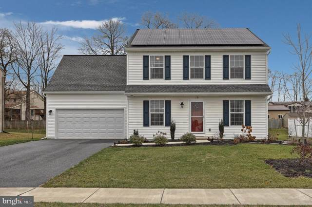 19 Creekside Drive, LEBANON, PA 17042 (#PALN110082) :: The Joy Daniels Real Estate Group
