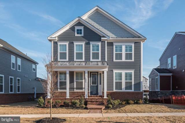 1019 Odyssey Park Drive SE, LEESBURG, VA 20175 (#VALO399782) :: Network Realty Group