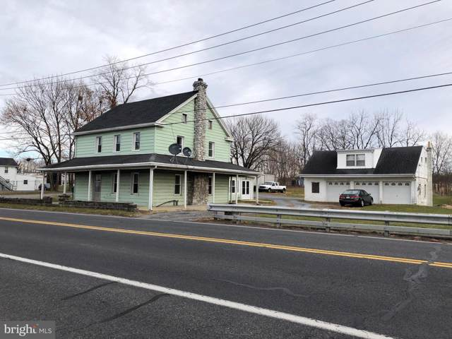 13884 Molly Pitcher Highway, GREENCASTLE, PA 17225 (#PAFL170036) :: AJ Team Realty