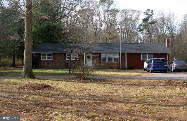 31152 Hickory Hill Road, MILLSBORO, DE 19966 (#DESU152528) :: Atlantic Shores Realty