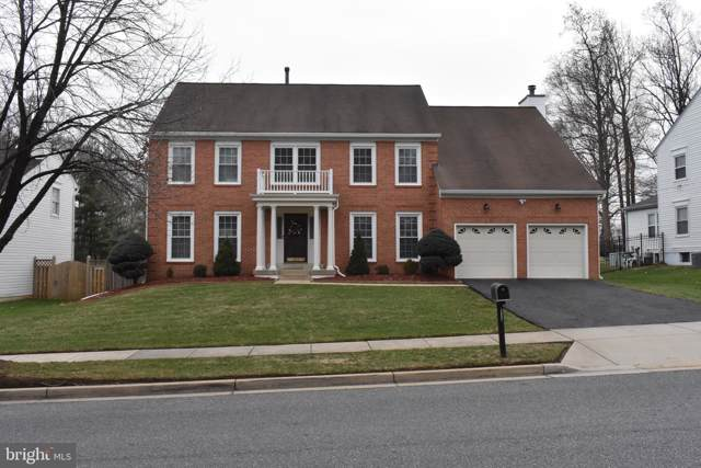1715 Albert Drive, BOWIE, MD 20721 (#MDPG552982) :: Crossman & Co. Real Estate
