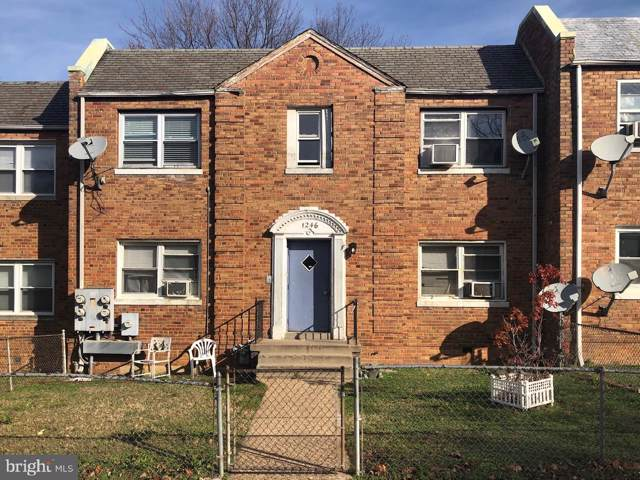 1246 Meigs Place NE, WASHINGTON, DC 20002 (#DCDC452154) :: Blue Key Real Estate Sales Team