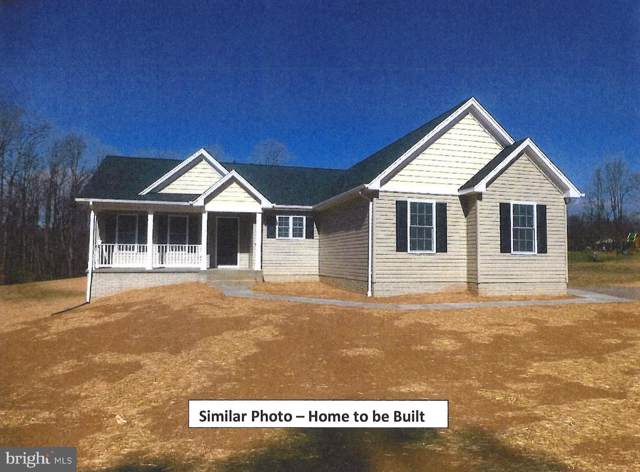 Lot 1 Eggbornsville Road, CULPEPER, VA 22701 (#VACU140228) :: The Licata Group/Keller Williams Realty