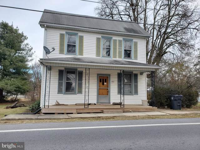 422 Walnut Street, BOILING SPRINGS, PA 17007 (#PACB119918) :: Keller Williams of Central PA East