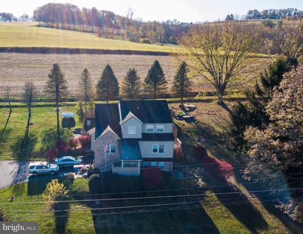 160 Church Street, SEVEN VALLEYS, PA 17360 (#PAYK129648) :: Charis Realty Group