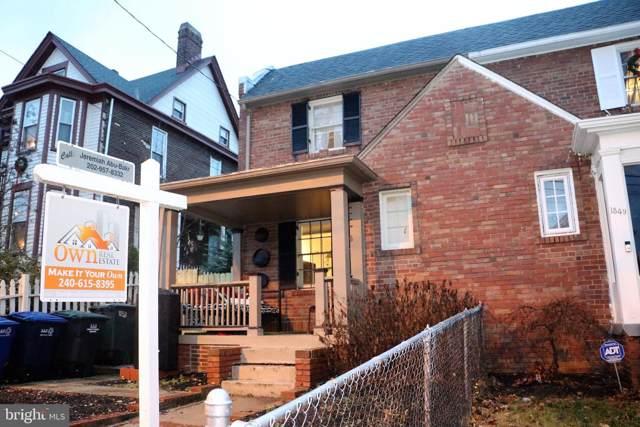 1351 Maple View Place SE, WASHINGTON, DC 20020 (#DCDC452174) :: Peter Knapp Realty Group