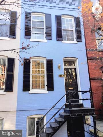 3122 Dumbarton Street NW, WASHINGTON, DC 20007 (#DCDC452178) :: Tom & Cindy and Associates