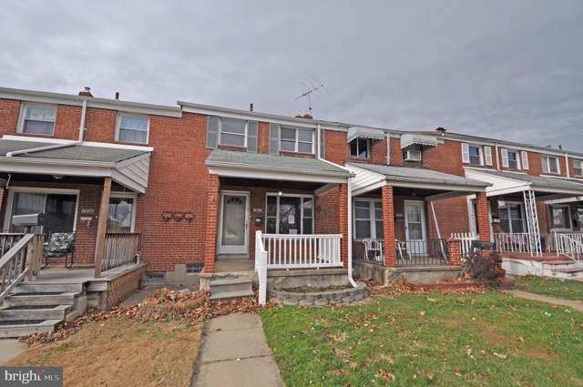 7902 Wallace Road, BALTIMORE, MD 21222 (#MDBC480204) :: The Licata Group/Keller Williams Realty