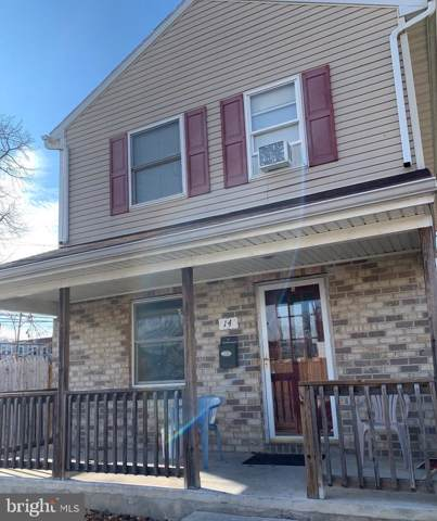 14 N 14TH Street, HARRISBURG, PA 17103 (#PADA117336) :: The Jim Powers Team