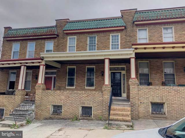 2909 Westwood Avenue, BALTIMORE, MD 21216 (#MDBA493938) :: Seleme Homes
