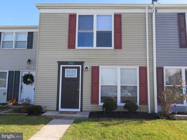 553 Daisy Drive, TANEYTOWN, MD 21787 (#MDCR193456) :: The Riffle Group of Keller Williams Select Realtors