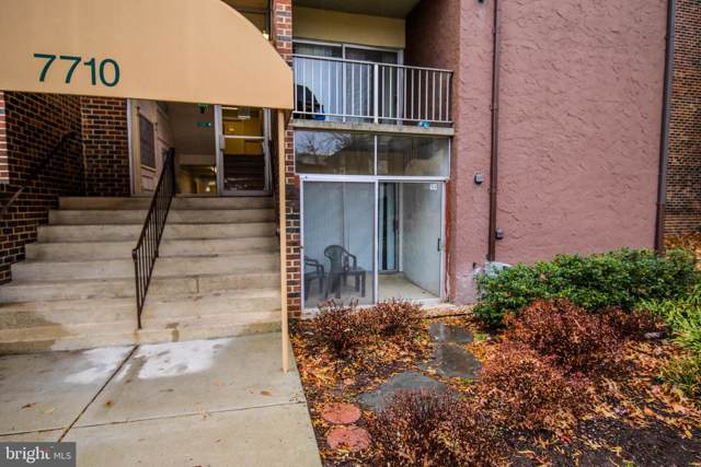7710 Hanover Parkway #104, GREENBELT, MD 20770 (#MDPG553066) :: The Riffle Group of Keller Williams Select Realtors
