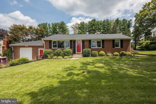 1205 Oak Croft Drive, LUTHERVILLE TIMONIUM, MD 21093 (#MDBC480224) :: The Vashist Group