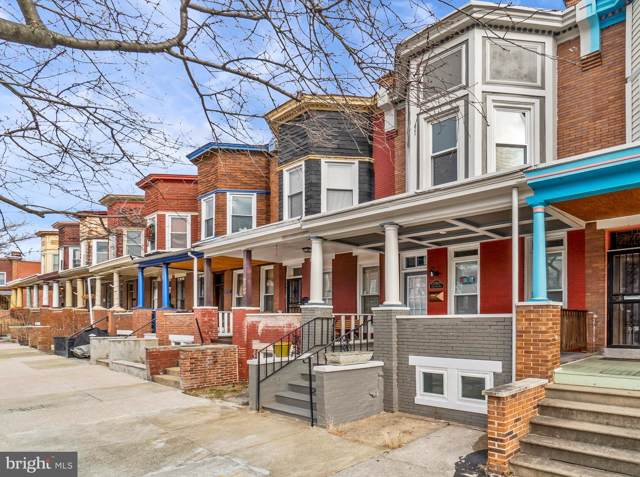 2707 Guilford Avenue, BALTIMORE, MD 21218 (#MDBA493952) :: City Smart Living