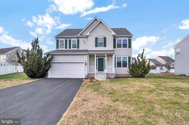 5 Fairway Court, MILFORD, DE 19963 (#DESU152562) :: Bob Lucido Team of Keller Williams Integrity