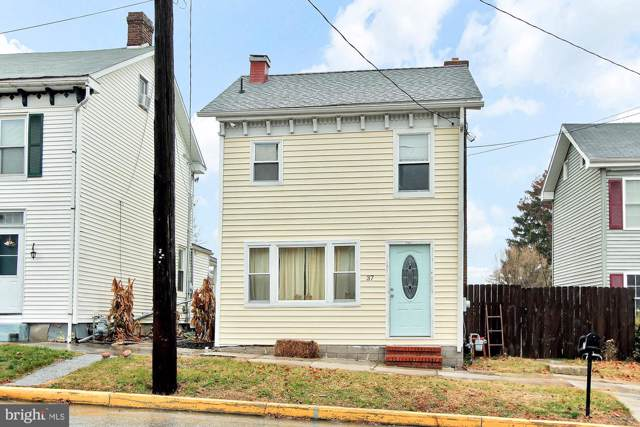 37 W Forrest Avenue, SHREWSBURY, PA 17361 (#PAYK129688) :: Flinchbaugh & Associates