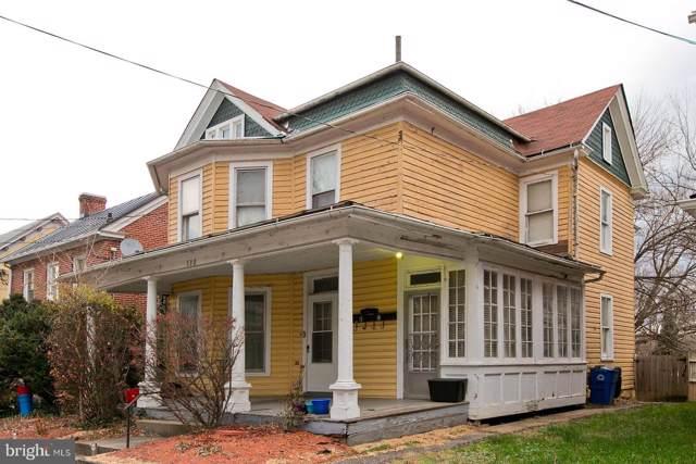 518 N Loudoun Street, WINCHESTER, VA 22601 (#VAWI113588) :: John Smith Real Estate Group