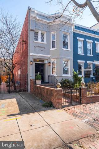 643 3RD Street NE, WASHINGTON, DC 20002 (#DCDC452264) :: Eng Garcia Grant & Co.