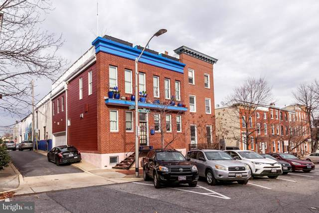 2222 E Fairmount Avenue, BALTIMORE, MD 21231 (#MDBA493980) :: Erik Hoferer & Associates