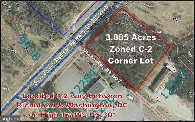 James Madison Parkway, KING GEORGE, VA 22485 (#VAKG118724) :: RE/MAX Cornerstone Realty