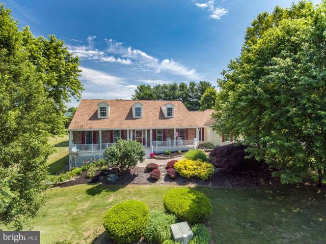 2050 Creek Drive, WESTMINSTER, MD 21158 (#MDCR193470) :: The Riffle Group of Keller Williams Select Realtors