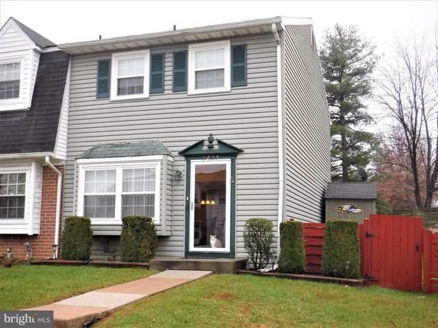9625 Baron Place, BALTIMORE, MD 21237 (#MDBC480268) :: John Smith Real Estate Group