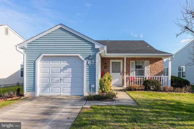 67 Falmouth Drive, MOUNT LAUREL, NJ 08054 (#NJBL362740) :: Colgan Real Estate