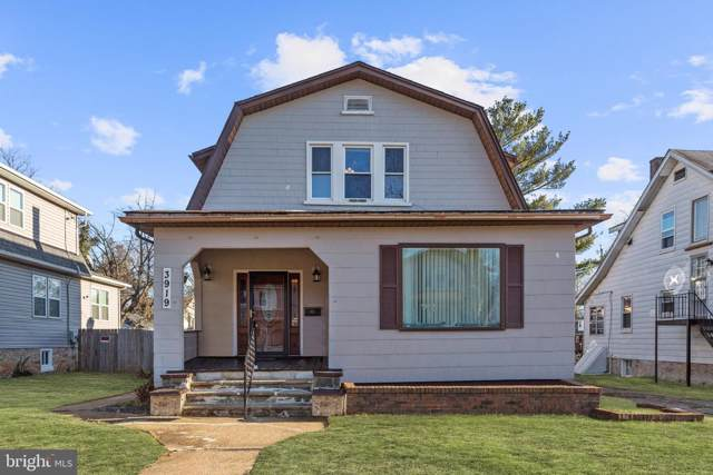 3919 Pinkney Road, BALTIMORE, MD 21215 (#MDBA493992) :: Bob Lucido Team of Keller Williams Integrity