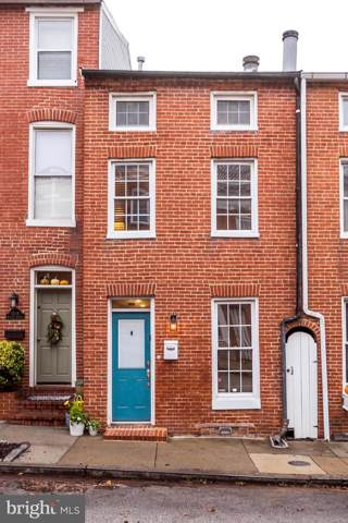 1232 Battery Avenue, BALTIMORE, MD 21230 (#MDBA493994) :: The Speicher Group of Long & Foster Real Estate