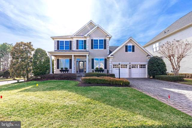 5400 Antioch Ridge Drive, HAYMARKET, VA 20169 (#VAPW483964) :: Corner House Realty
