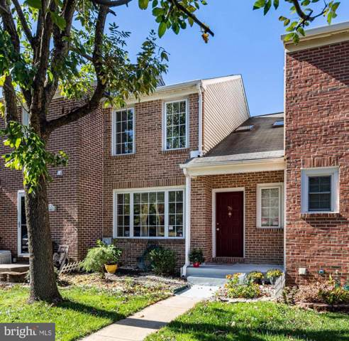 76 Millwheel Court, BALTIMORE, MD 21236 (#MDBC480278) :: AJ Team Realty