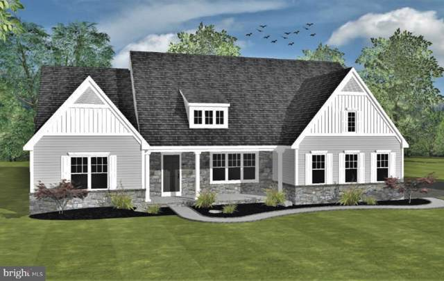 Raleigh Model West Forrest Avenue, SHREWSBURY, PA 17361 (#PAYK129718) :: Flinchbaugh & Associates