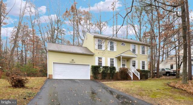 2224 Harpoon Drive, STAFFORD, VA 22554 (#VAST217132) :: Network Realty Group