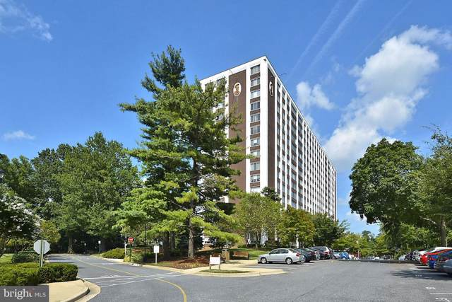 11801 Rockville Pike #1413, ROCKVILLE, MD 20852 (#MDMC689338) :: The Riffle Group of Keller Williams Select Realtors