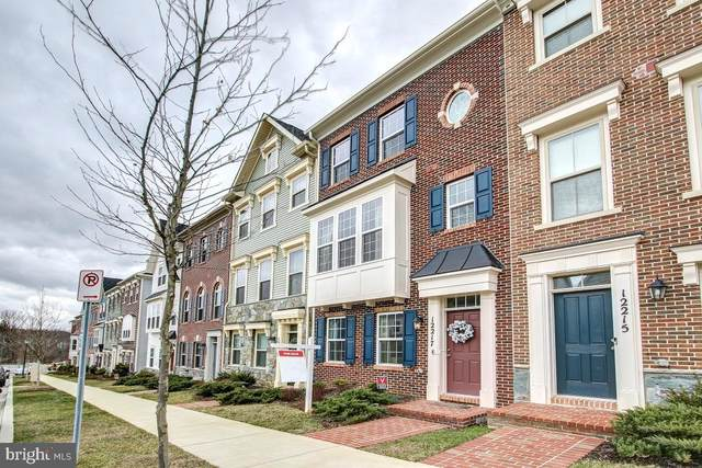 12217 Bluffwood Terrace, CLARKSBURG, MD 20871 (#MDMC689340) :: The Bob & Ronna Group