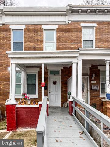 1515 E 29TH Street, BALTIMORE, MD 21218 (#MDBA494020) :: Radiant Home Group