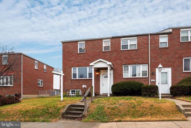 951 Regina Drive, BALTIMORE, MD 21227 (#MDBC480328) :: The Riffle Group of Keller Williams Select Realtors