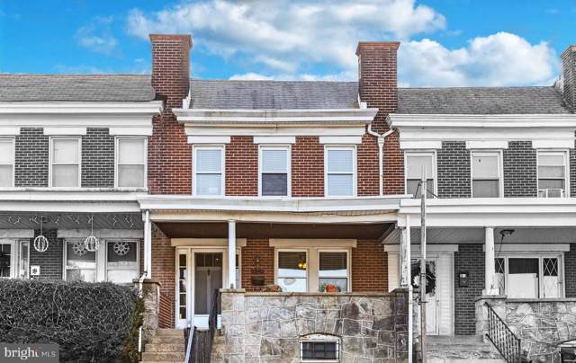 1107 Wood Heights Avenue, BALTIMORE, MD 21211 (#MDBA494062) :: Bob Lucido Team of Keller Williams Integrity