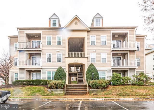 13615 Garfield Place #101, WOODBRIDGE, VA 22191 (#VAPW484006) :: RE/MAX Cornerstone Realty