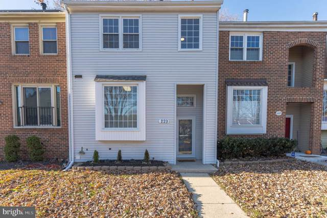 229 Castleton Place, UPPER MARLBORO, MD 20774 (#MDPG553214) :: The Miller Team