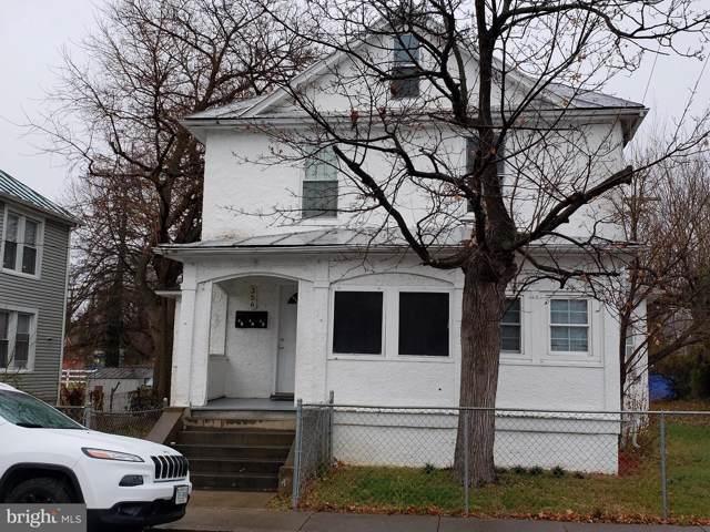 356 Blue Ridge Avenue, FRONT ROYAL, VA 22630 (#VAWR138808) :: Radiant Home Group