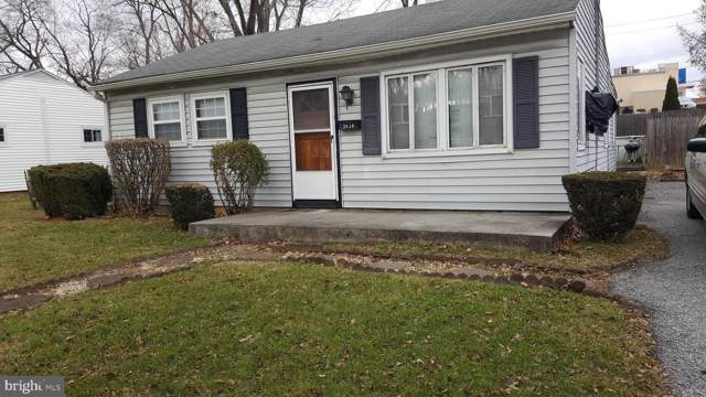 3638 Chestnut Street, CAMP HILL, PA 17011 (#PACB119968) :: Iron Valley Real Estate