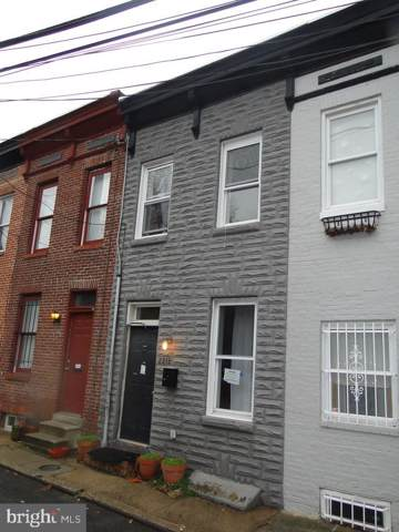 2213 Boyer Street, BALTIMORE, MD 21231 (#MDBA494124) :: The Miller Team