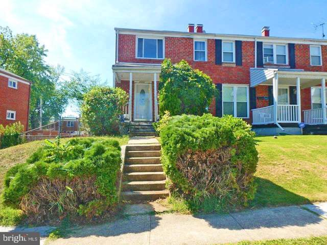 5532 Bucknell Road, BALTIMORE, MD 21206 (#MDBA494130) :: RE/MAX Plus