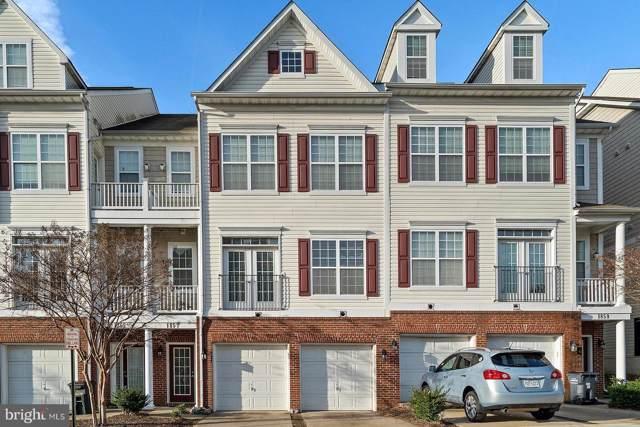 1857 Cedar Cove Way #101, WOODBRIDGE, VA 22191 (#VAPW484028) :: Revol Real Estate
