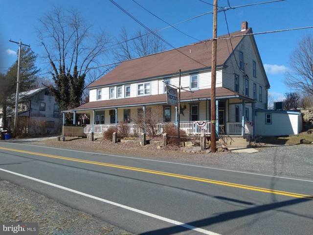 2116 Old Rt. 100, BECHTELSVILLE, PA 19505 (#PABK351648) :: Iron Valley Real Estate